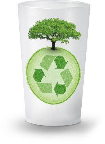 Gobelet-recyclage